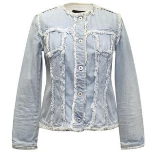 Dolce and Gabbana denim jacket
