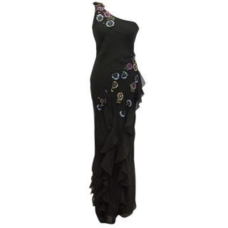 Jovani black dress