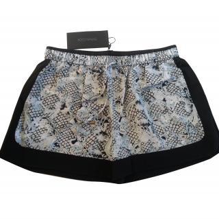 Emma Cook Silk Shorts