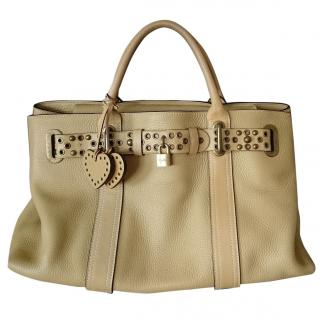 Large Beige Luella bag