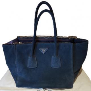 Prada Scamosciato Suede Bag