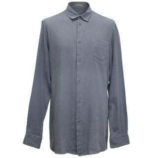Bottega Veneta blue Shirt