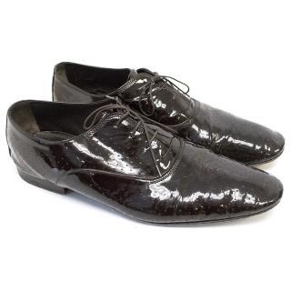 Louis Vuitton Patent Leather Shoes