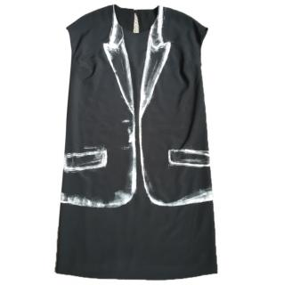 Maison Martin Margiela black dress