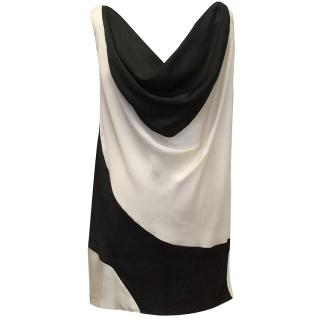 Donna Karan Oversized Sleeveless Top