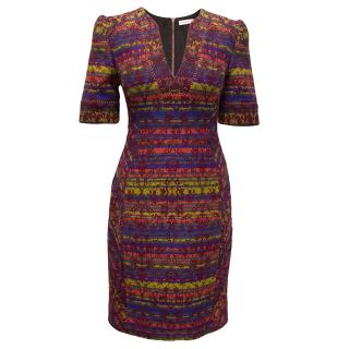 Mathew Williamson multi-coloured dress