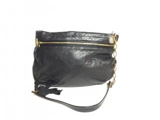 Lanvin Amalia Chain Quilted Leather Shoulder Bag