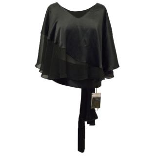 Yves Saint Laurent black top