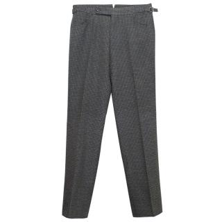 Tom Ford check trousers