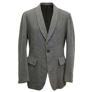 Bottega Veneta Grey Wool Jacket