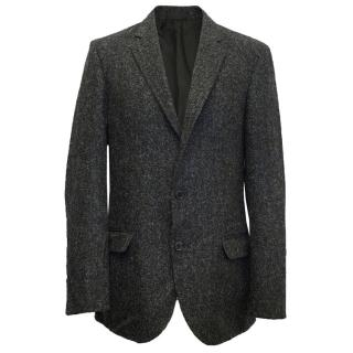 Louis Vuitton Grey Wool Blazer