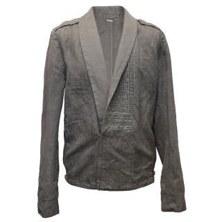 Costume National Grey Jacket
