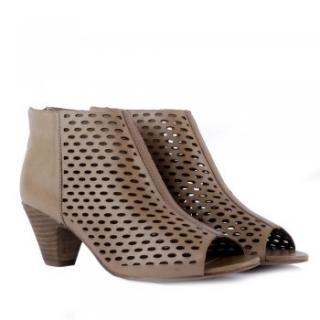 Ash Imagine Peep Toe Boots