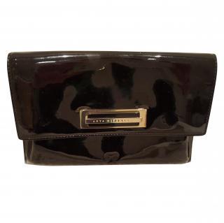 Anya Hindmarch patent  clutch bag
