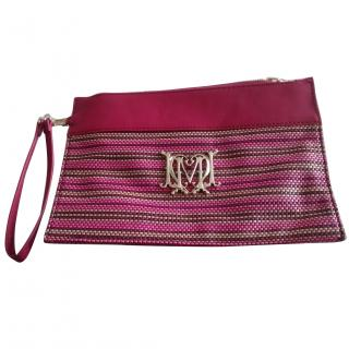 Moschino clutch bag / purse New