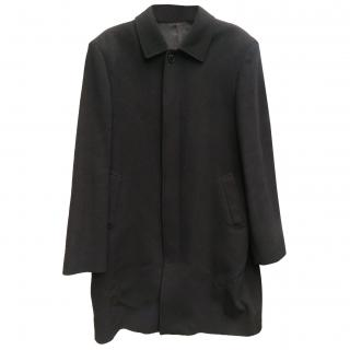 Austin Reed wool overcoat