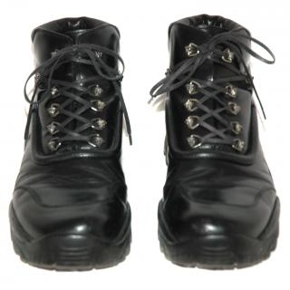 Giani Versace Lace up Boots