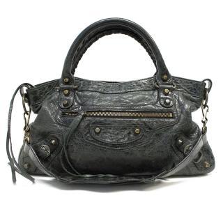 Balenciaga Mini Classic City Shoulder Bag