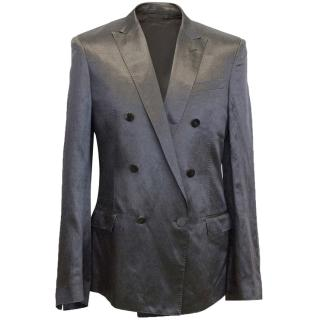 Costume National Metallic Blazer