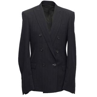 Costume National Double Breasted Blazer