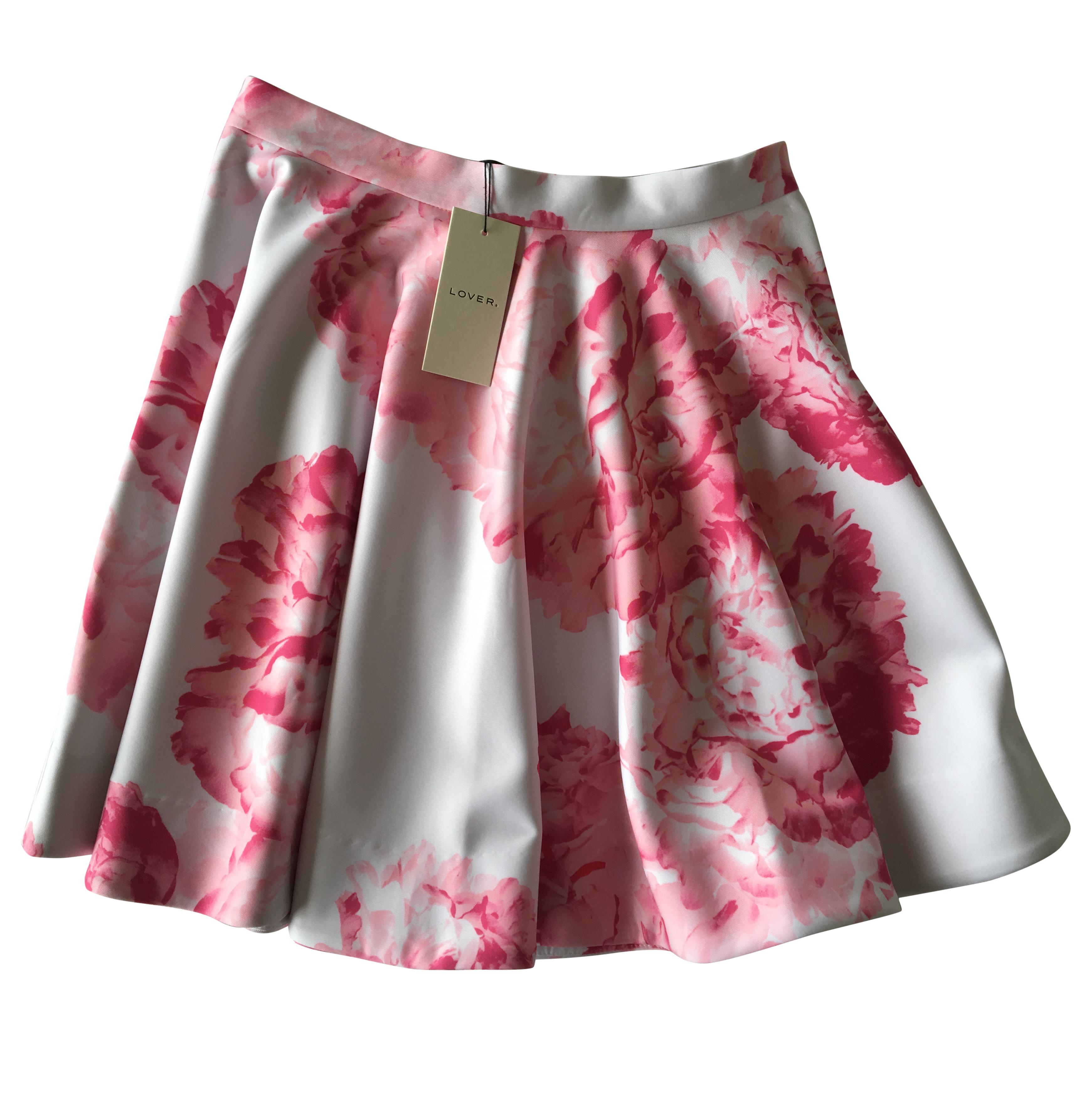Lover 'Bloom' mini skirt brand new