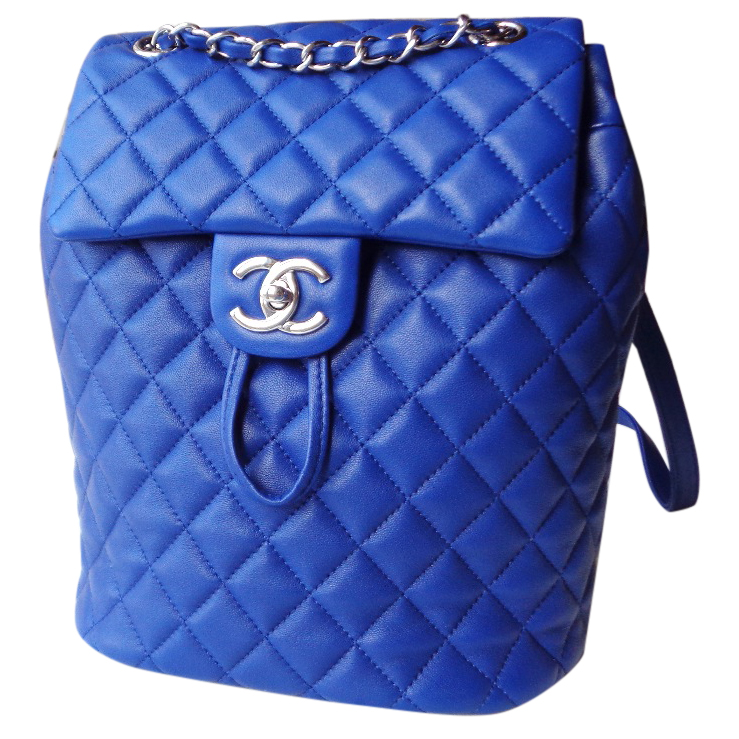 Chanel Quilted Urban Spirit Backpack With Receipt069939   HEWI London 208ceab03c