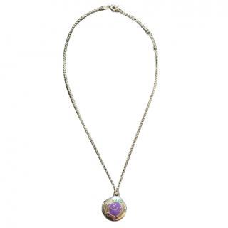 Links of London locket necklace