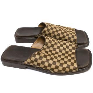 Louis Vuitton Mule Sandals