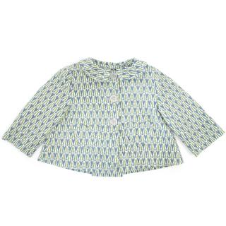 Marie Chantal 'Baby Phoebe' Pattern Jacket