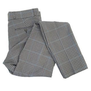Alexander McQueen Grey Trousers