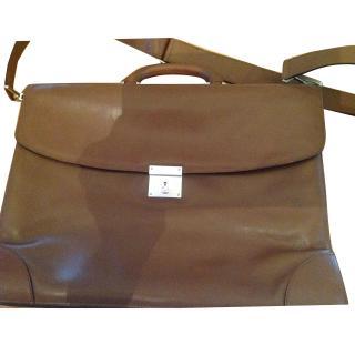 Valextra briefcase