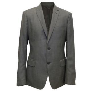 John Varvatos Grey Blazer