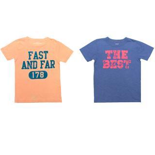 Crewcuts Two Children T-shirt
