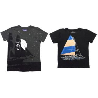 Crewcuts Two Sailing T-Shirts