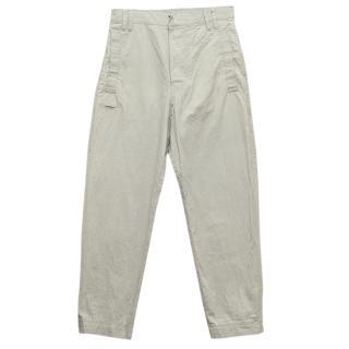 Kenzo Grey Trousers