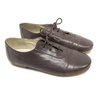 Marie Chantal Children's Leather Shoes