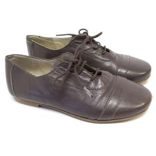 Marie Chantel Children's Leather Shoes