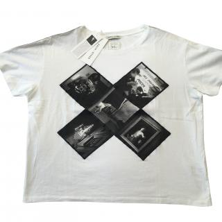Each X Other T-shirt by Fabio Paleari