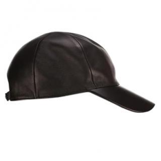 PRADA classic Lambskin hat