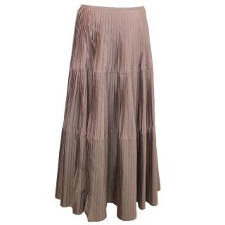 Nicole Farhi Pleated skirt