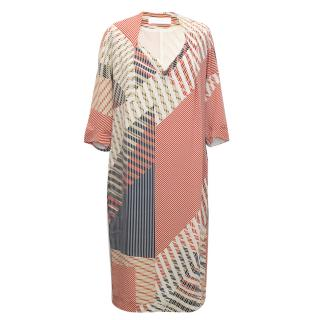 Nicole Farhi Striped Dress