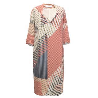 Nicole Farhi Striped Dress