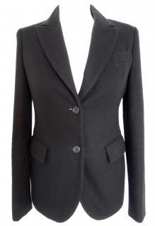 The Row cashmere black jacket