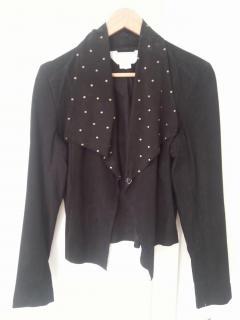 Sara Berman Waterfall Leather Jacket