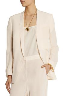 Stella McCartney Barnett silk jacket