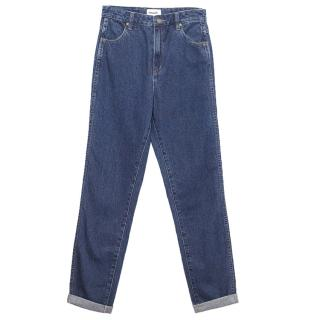 Rolla's Blue High Rise Relaxed Jeans