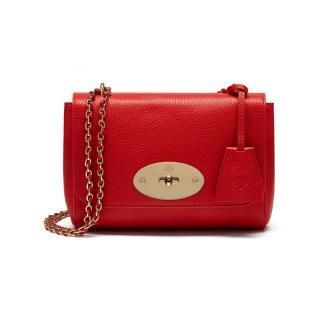 Mulberry Red Lily handbag