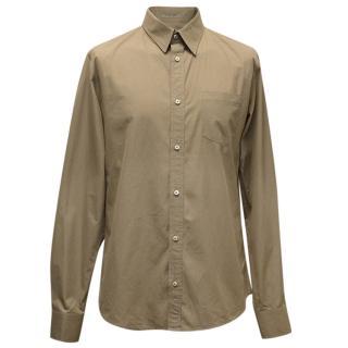 Bottega Veneta Tan shirt