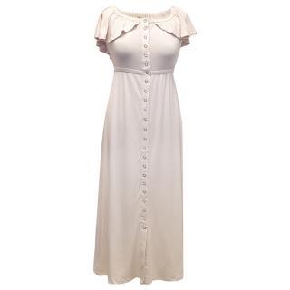 Rachel Pally champagne dress