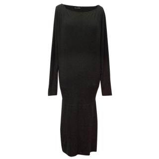 Donna Karen black dress
